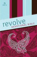 NCV Revolve Devotional Bible: Pink/Brown/Blue, Paperback