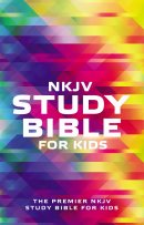 NKJV Study Bible for Kids