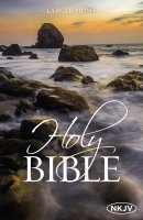 The NKJV, Holy Bible, Larger Print, Paperback