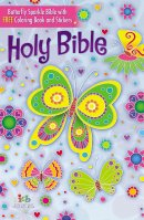 ICB Butterfly Sparkle Bible