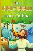 ICB, Jesus Calling Bible for Children, Hardcover
