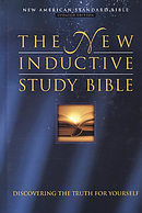 NASB New Inductive Study Bible: Hardback