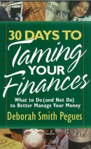 30 Days To Taming Your Finances Pb