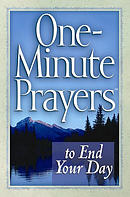 One-Minute Prayers To End Your Day