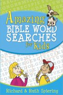Amazing Bible Word Searches For Kids Pb