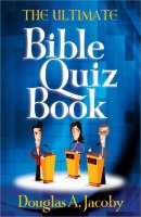 Ultimate Bible Quiz Book The Pb