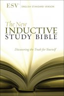ESV New Inductive Study Bible Hardback