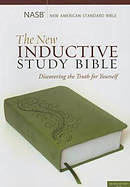 Nasb New Inductive Study Bible Lth Lk Gr