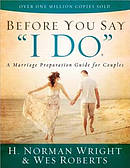 "Before You Say ""I Do"""