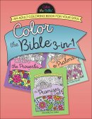 Color The Bible 3-in-1
