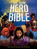 Lion Comic Book Hero Bible
