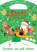 My Carry Along Santa Activity Book