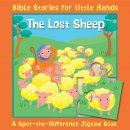The Lost Sheep A Spot-the-Difference Jigsaw Book