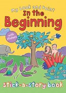 My Look and Point in the Beginning Stick-a-Story Book