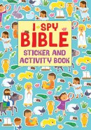 I Spy Bible Sticker Book