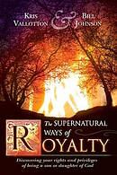 Supernatural Ways Of Royalty Hb