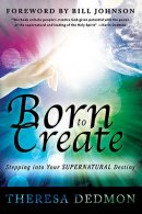 Born To Create Paperback Book