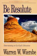 Be Resolute : (Daniel)