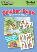 My Friend Jesus Sticker Book