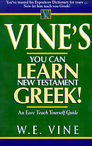 Vine's Learn New Testament Greek
