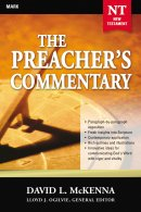Mark : Vol 25 : Preacher's Commentary