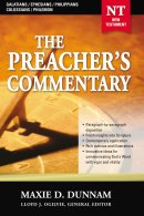 Galatians Ephesians Philippians Colossians Philemon : Vol 31 : Preacher's Commentary