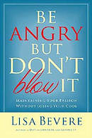 Be Angry But Dont Blow It Pb