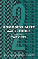 Homosexuality and the Bible