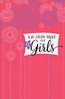 KJV Study Bible for Girls