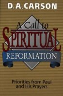 Call To Spiritual Reformation