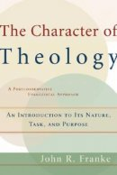 Character Of Theology Pb