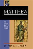 Matthew: Baker Exegetical Commentary on the New Testament