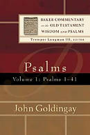 Psalms 1-41 : Vol 1 : Baker Commentary on the Old Testament
