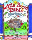 Little Boys Bible Storybook: for Mothers and Sons
