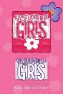 KJV Study Bible For Girls: Pink Prism, Paperback