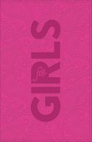 CSB Study Bible For Girls, Hot Pink, Paisley Design
