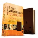 NLT Love Languages Devotional Bible Soft Touch Edition