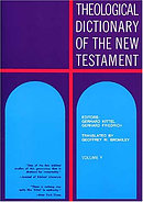 Theological Dictionary of the New Testament : V. 5 xi–phi–alpha
