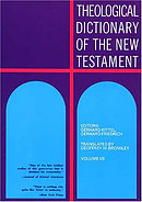 Theological Dictionary of the New Testament : Vol 7 sigma