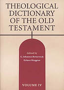 Theological Dictionary of the Old Testament : V. 4