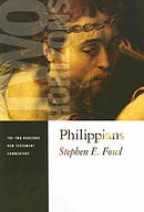 Philippians:  Two Horizons Commentary