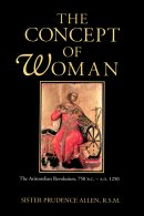 THE CONCEPT OF WOMAN, VOL 1