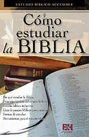 Como Estudiar La Biblia (Spanish Language Bible Study Guide)