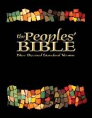 NRSV People's Bible  with the Apocrypha: Hardback