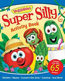 Veggietales Super Silly Activity Softcover Book & Stickers