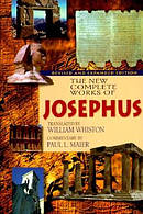 New Complete Works Of Josephus Pb