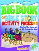 Big Book Of Bible Story Activity Pb Cdro