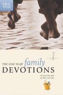 One Year Book: Family Devotions 1