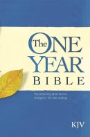 KJV One Year Bible: Paperback