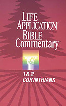 1 & 2 Corinthians: Life Application Bible Commentary
